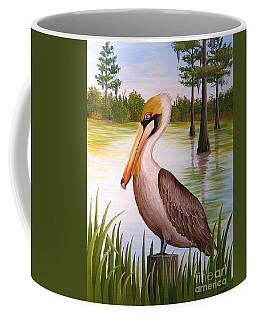 Home On The Bayou  Coffee Mug