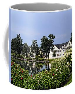 Home On The Golf Course Coffee Mug