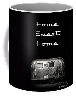 Home Sweet Home Vintage Airstream Coffee Mug