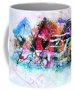 Home Through All Seasons Coffee Mug