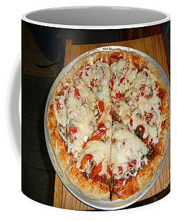 Homemade Pizza  Coffee Mug