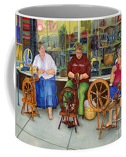 Homespun Fun Coffee Mug