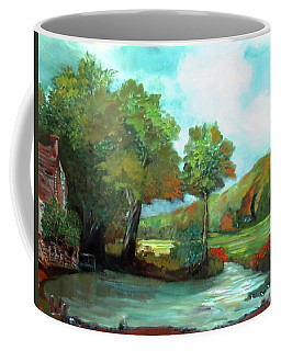 Homestead By Mary Krupa Coffee Mug