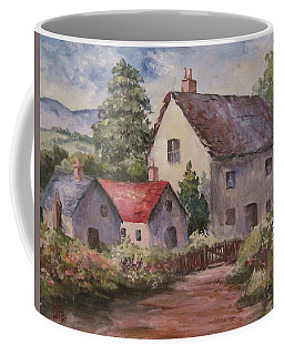 Homestead Coffee Mug by Megan Walsh