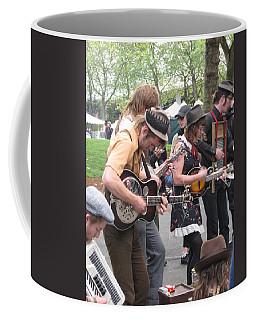 Homestyle Band Coffee Mug by David Trotter