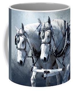 Homeward Bound Coffee Mug by Mary Almond