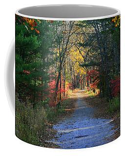 Homeward Bound Coffee Mug by Neal Eslinger