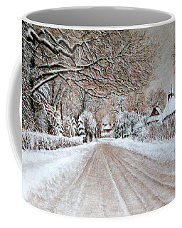 Homeward Bound Coffee Mug by Rosemary Colyer
