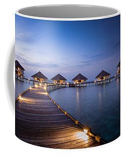 Honeymooners Paradise Coffee Mug