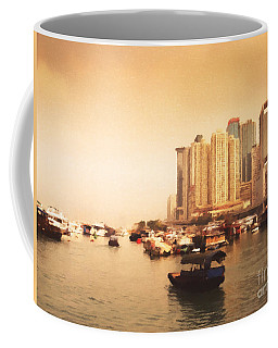 Hong Kong Harbour 02 Coffee Mug