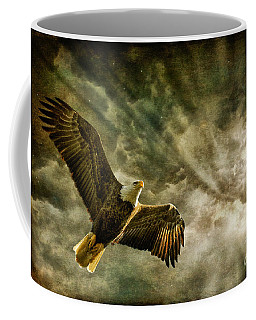 Honor Bound In Blue Coffee Mug