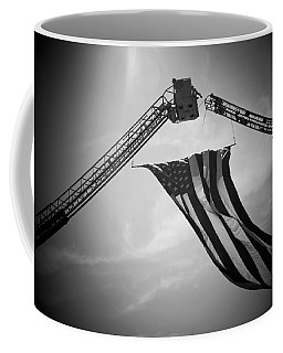 Honoring Those That Have Gone Before Coffee Mug by Susan  McMenamin