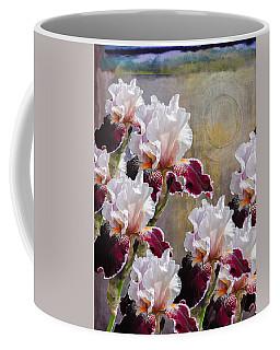 Hood Canal Iris Coffee Mug