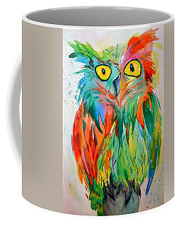 Hoot Suite Coffee Mug