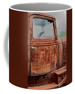 Coffee Mug featuring the photograph Hop In by Lynn Sprowl