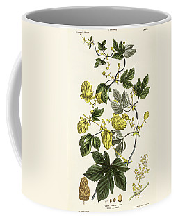 Hop Vine From The Young Landsman Coffee Mug