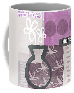 Hope- Contemporary Art Coffee Mug