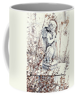 Hope In Winter Coffee Mug