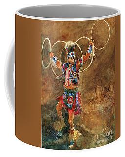 Hopi Hoop Dancer Coffee Mug