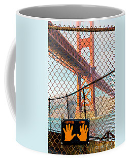 Hoppers Hands Coffee Mug