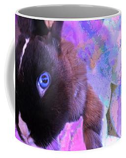 Hoppy Easter Coffee Mug by Mike Breau