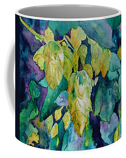 Hops Coffee Mug by Beverley Harper Tinsley