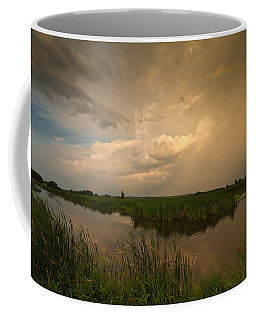 Horicon Marsh Storm Coffee Mug