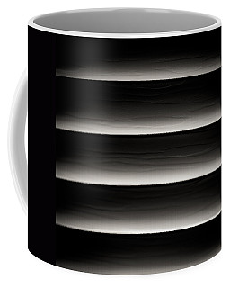 Horizontal Blinds Coffee Mug