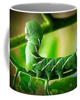 Hornworm Coffee Mug