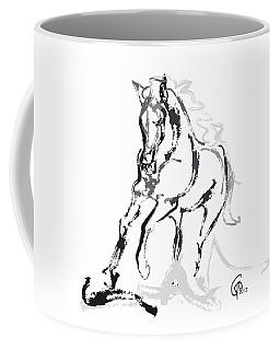Horse- Andalusian Angel Coffee Mug