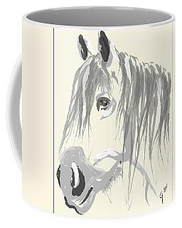 Horse- Big Jack Coffee Mug