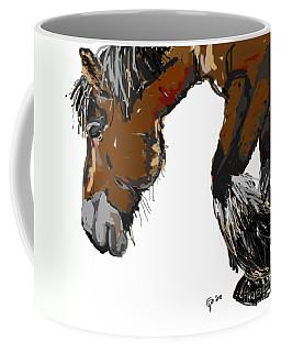 horse - Guus Coffee Mug