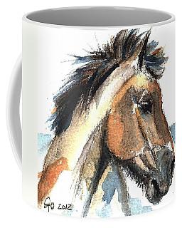Horse-jeremy Coffee Mug