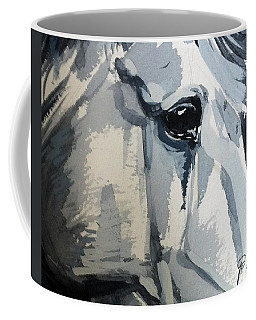 Horse Look Closer Coffee Mug