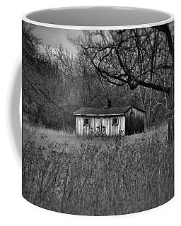 Horse Shed Coffee Mug by Robert Geary