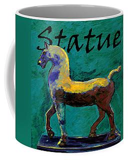 Horse Statue Coffee Mug