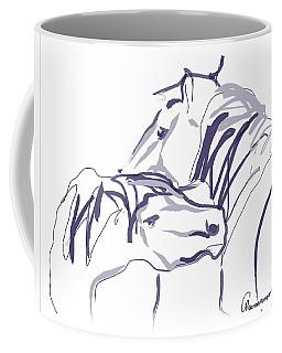 Horse - Together 10 Coffee Mug