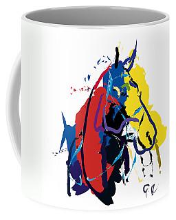Horse- Zam Coffee Mug