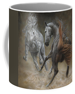 Horseplay II Coffee Mug