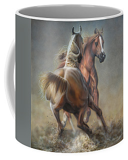 Horseplay Coffee Mug