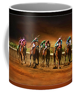 Horse's 7 At The End Coffee Mug