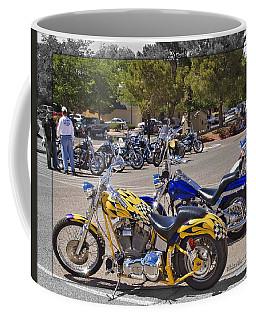 Horses Of Iron24 Coffee Mug