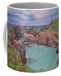 Horseshoe Bay Beach Bermuda Coffee Mug