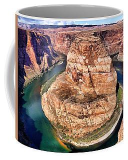 Horseshoe Bend In Arizona Coffee Mug