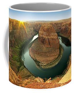 Horseshoe Coffee Mug by David Andersen