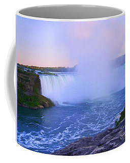 Horseshoe Falls Sunset In The Summer Coffee Mug