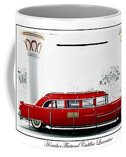 Horseshoe Fleetwood Cadillac Limousine Coffee Mug