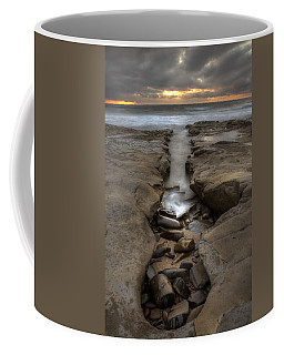 Horseshoes Beach Tidepools Coffee Mug