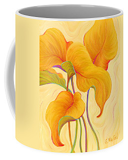 Hosta Hoofers Coffee Mug by Sandi Whetzel