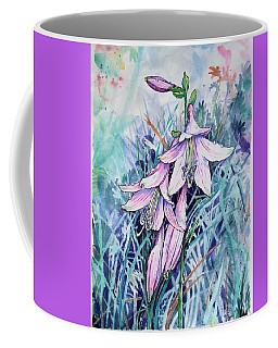 Hosta's In Bloom Coffee Mug
